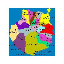 Los municipios de Gran Canaria (Puzzle)